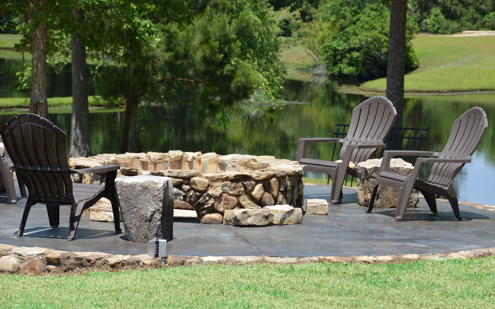 Landscape Design & Hardscape by Columbia and Charleston South ...