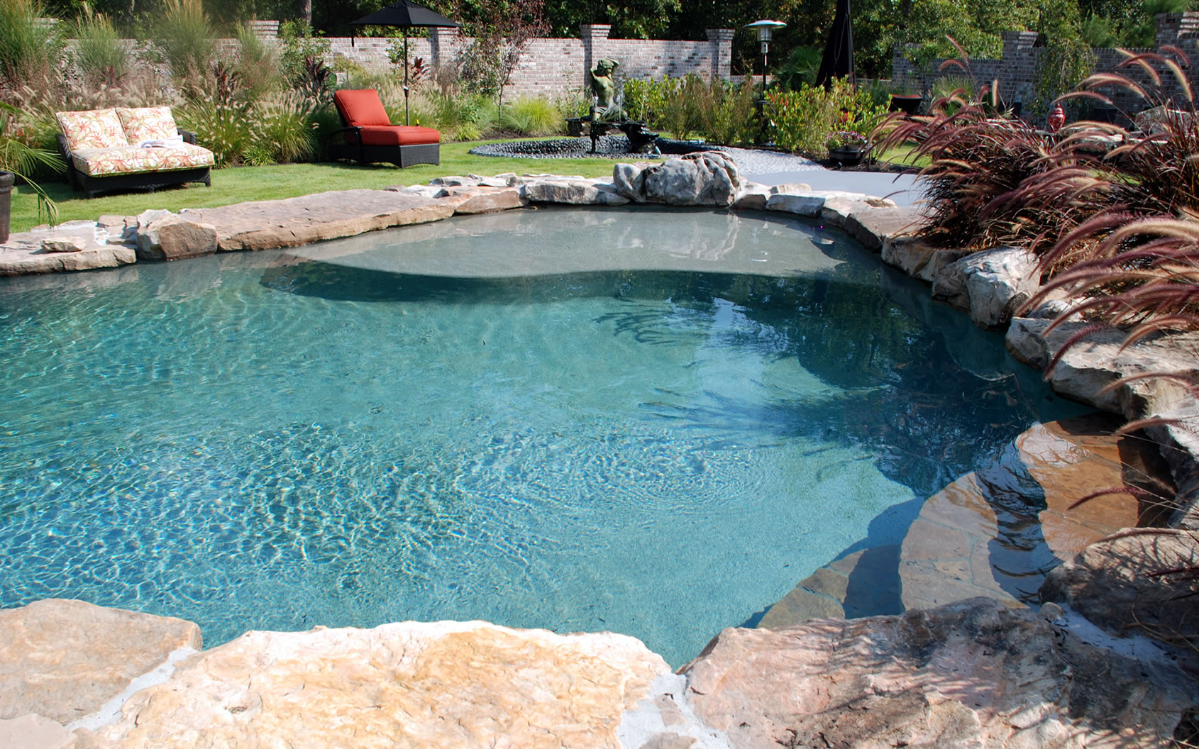 Residential Pools Spas By Columbia And Charleston South