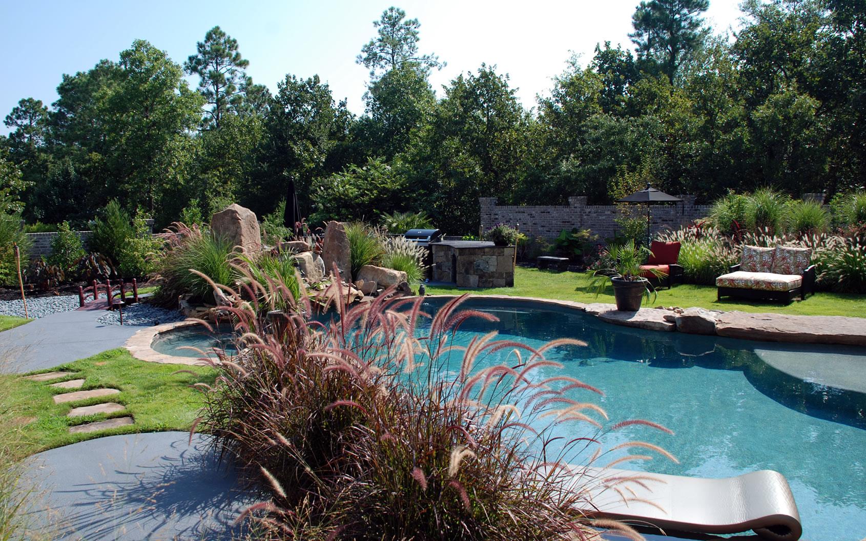 Pool Designer residential pools & spascolumbia and charleston south carolina