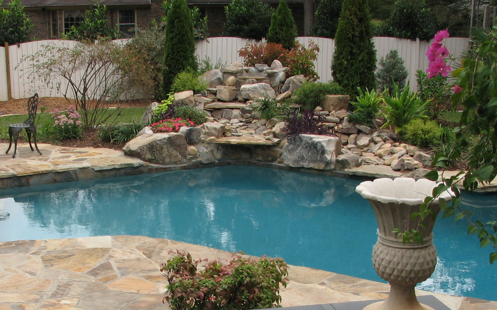 koi ponds and water features by columbia and charleston south