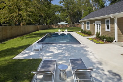 Columbia South Carolina Pool Designer 1