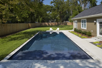 Columbia South Carolina Pool Designer 2
