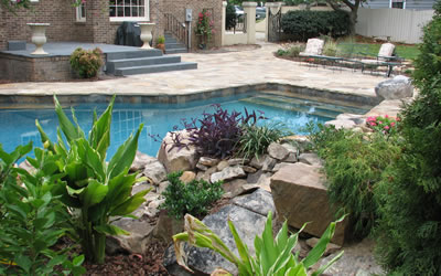 South Carolina Pool Designer