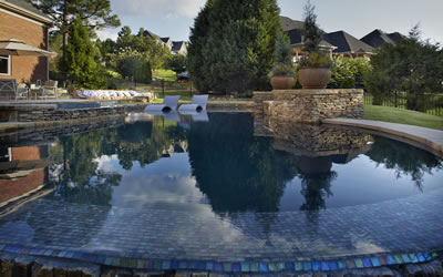 Woodlake South Carolina Pool Designer
